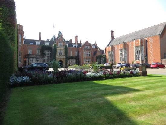 Beautiful Gardens At Tylney Hall Hotel Picture Of The