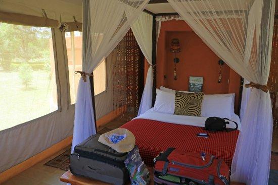 Fairmont Mara Safari Club : beautiful