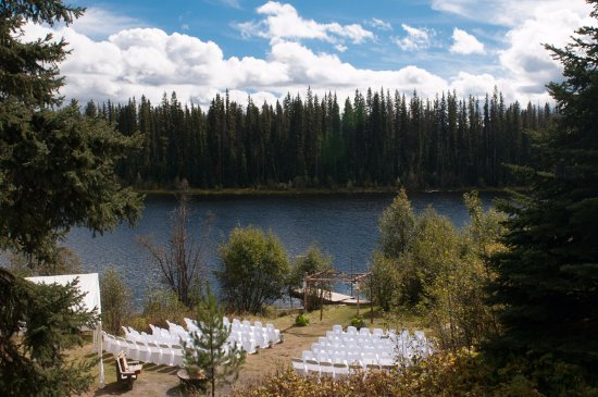 Winfield, Canada: Perfect Setting for a Wedding