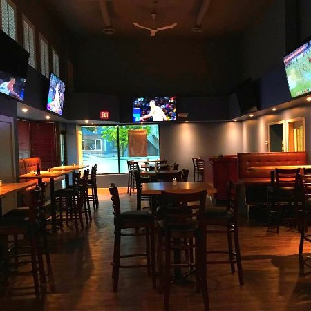 Cravings Restaurant And Sports Bar: Enjoy The UFC Fight Night in our new Sports Bar
