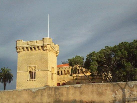 Vila Seca, Hiszpania: torre del Homenaje