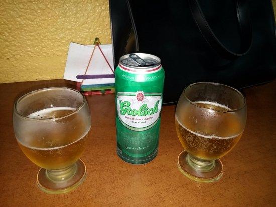Guimpi V: Cerveja boa!