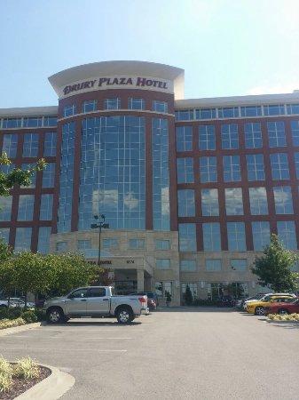 Drury Plaza Hotel Nashville Franklin: 20160909_150246_large.jpg