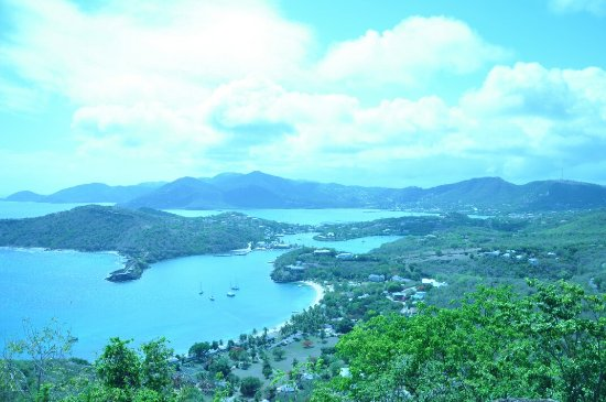 English Harbour, Antigua: Shirley Heights