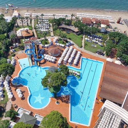 TUI Magic Life Belek: Hava çekimi