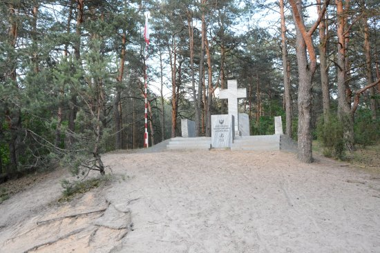 Cemetery in Wiersze