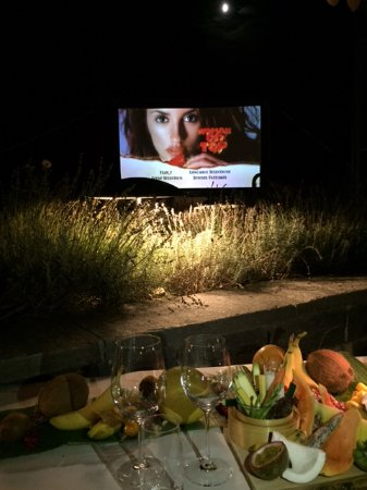 Le Grand Bellevue: A special film-orientated summer, outdoors film screening and meal