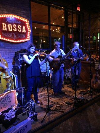 Southlake, TX: The Bodarks at Taverna Rossa