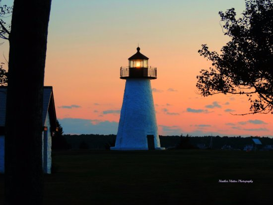 Mattapoisett, MA: Ned's Point at sunset by Heather Mattos Photography