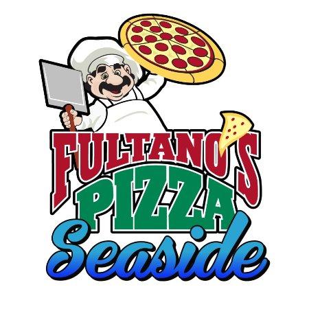 Fultano's Pizza: logo