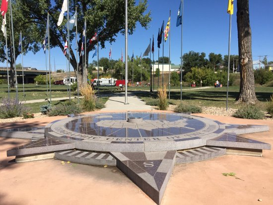 Belle Fourche, Dakota del Sur: Center of the Nation Monument