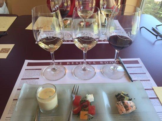 Mayo Reserve Room: Wine Pairing Heaven
