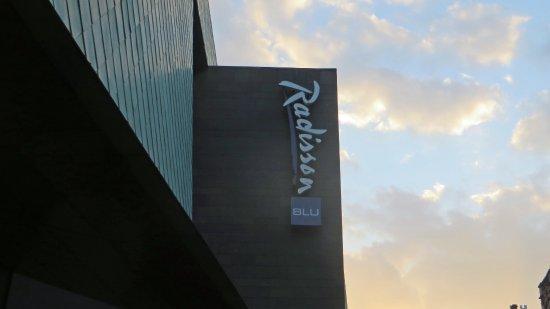 Radisson Blu Hotel, Glasgow Resmi