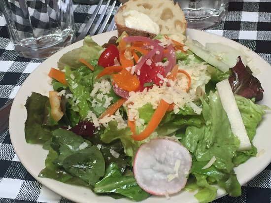 Boonville, Kalifornia: Green Salad