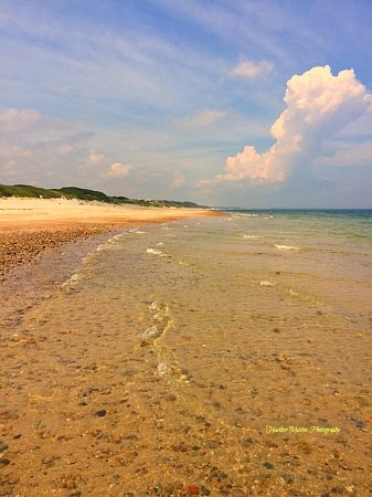 West Barnstable, แมสซาชูเซตส์: Sandy Neck Beach by Heather Mattos Photography
