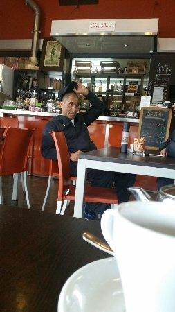 Tuakau, Nowa Zelandia: Chez Bean Cafe