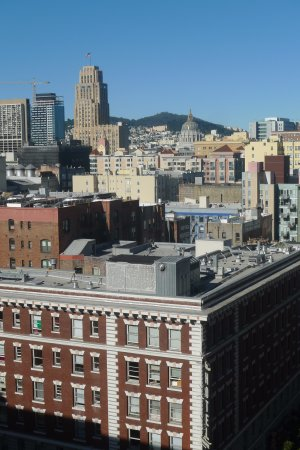 Centrally Located in Downtown San Francisco