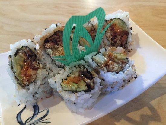 ปรินซ์จอร์จ, แคนาดา: Spicy Salmon Roll