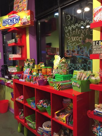 Storrs, CT : Sweet Emotions Candy
