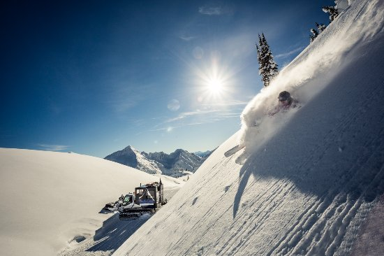 Golden, Canada: Real Mountain Experience Chatter Creek