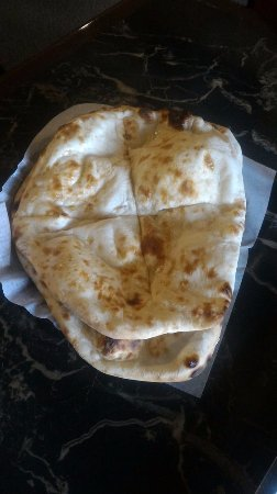 Curry House: Naan