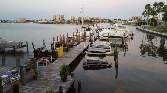 Barefoot Bay Resort and Marina: Marina