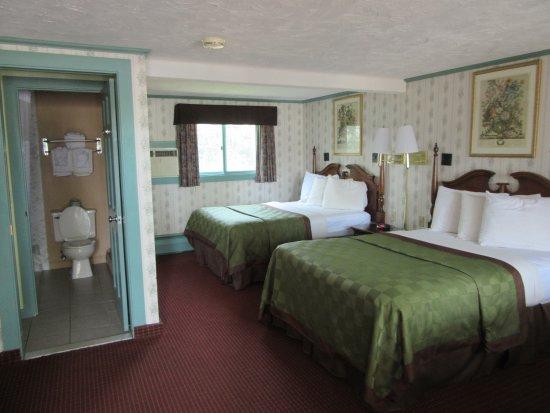 Rodeway Inn: The Room