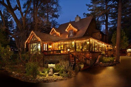 Idyllwild, Californien: Strawberry Creek Inn
