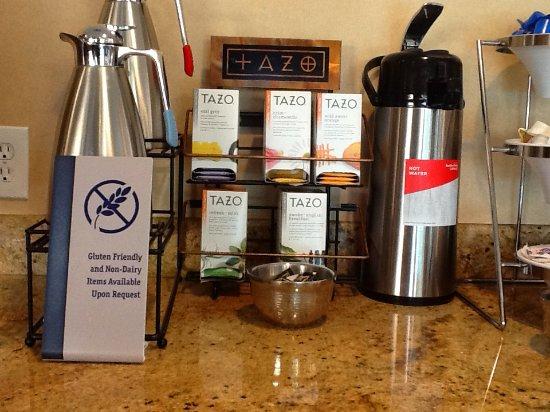 Dixon, Kalifornien: all kinds of tea & coffee