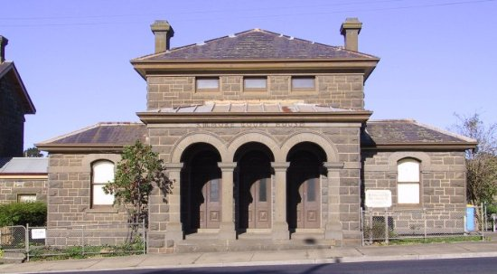 The Old Kilmore Courthouse