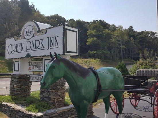 The Green Park Inn: 20160910_154019_large.jpg