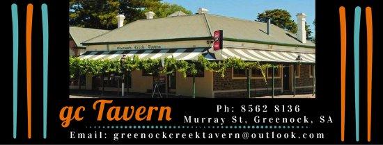 Greenock, Austrália: gc tavern details