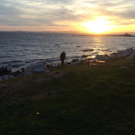 Indian Harbour, Καναδάς: Notre vue du terrain de camping