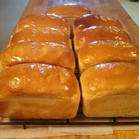 Raton, NM: Homemade bread
