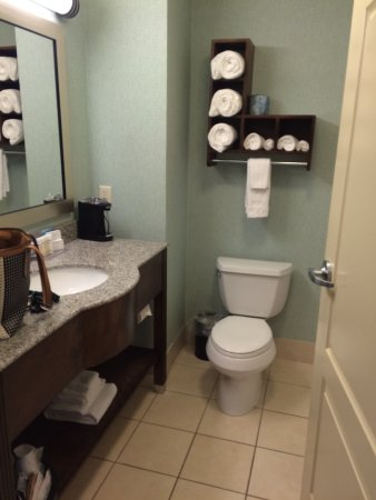Hampton Inn & Suites Grafton: 425