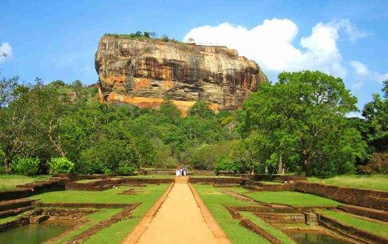 Peradeniya, Sri Lanka: Sigiriya