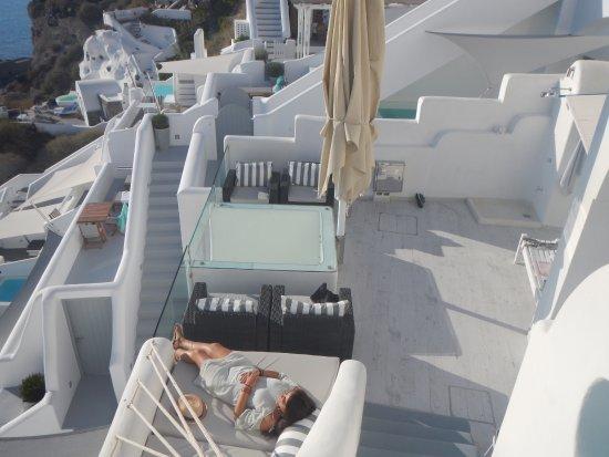 Art Maisons Luxury Santorini Hotels Aspaki & Oia Castle Bild