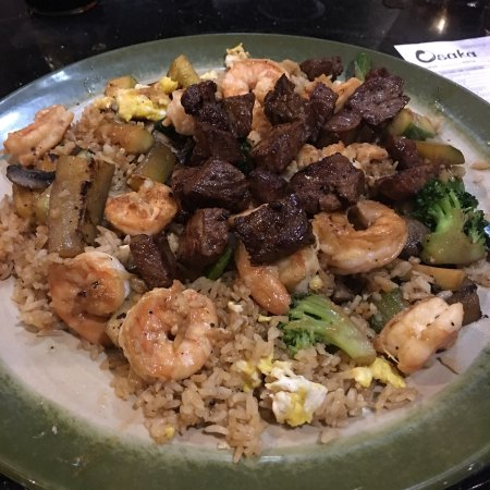 DISGUSTING - Review of Osaka Japanese Steak House ...