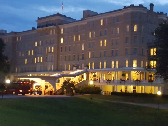 French Lick Springs Hotel: 20160914_201651_large.jpg