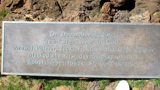 Mauna Kea Resort Golf Course: On the 3rd Tee