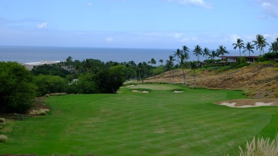 Mauna Kea Resort Golf Course: The 9th Hole