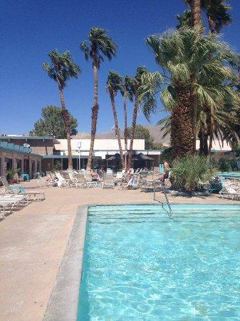Desert Hot Springs Spa : The GREAT pool!