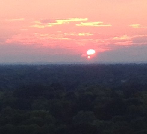 360 Grille: Sunset over the Tennessee Valley