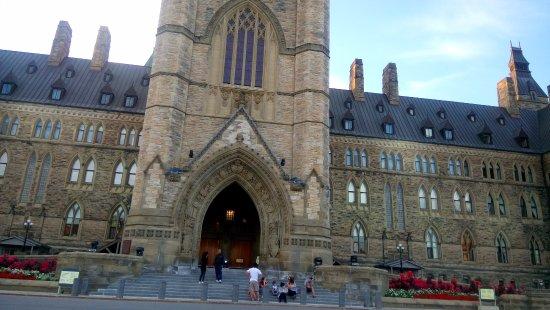Ottawa, Canadá: Parliament House