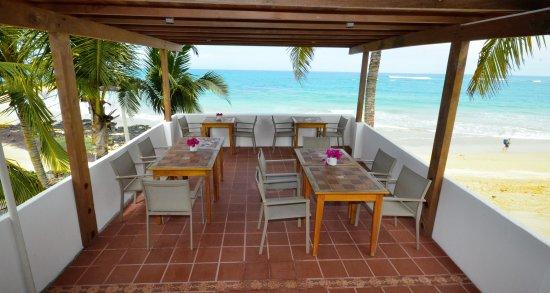 Casita de la Playa: Dining Area