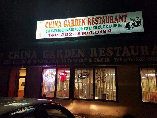 China Garden Tripadvisor