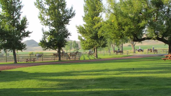 Clearmont, WY: Horseback Riding - no experience required