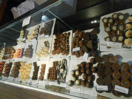Nundle, Australia: had made chocolates