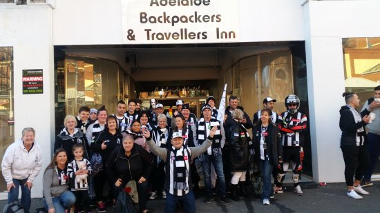 Adelaide Backpackers & Travellers Inn