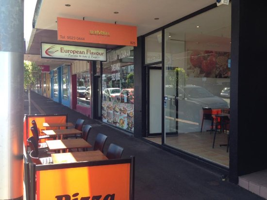 Caulfield, Australia: Street view